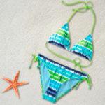 体型カバーができる可愛い水着の選び方!ママさんも安心!