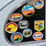 車に貼ったシール・ステッカーの上手なはがし方!(窓・ボディ)
