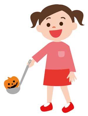 かぼちゃ運びゲーム