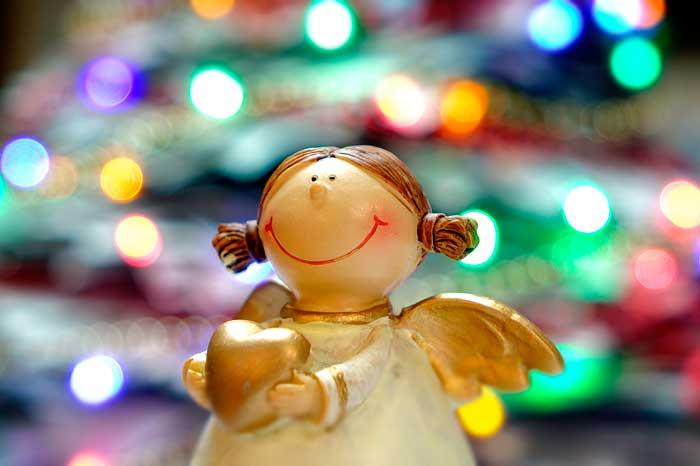クリスマス天使
