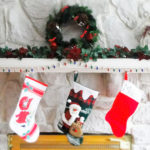 ママさん必見!保育園用の簡単な手作りクリスマスブーツの作り方!