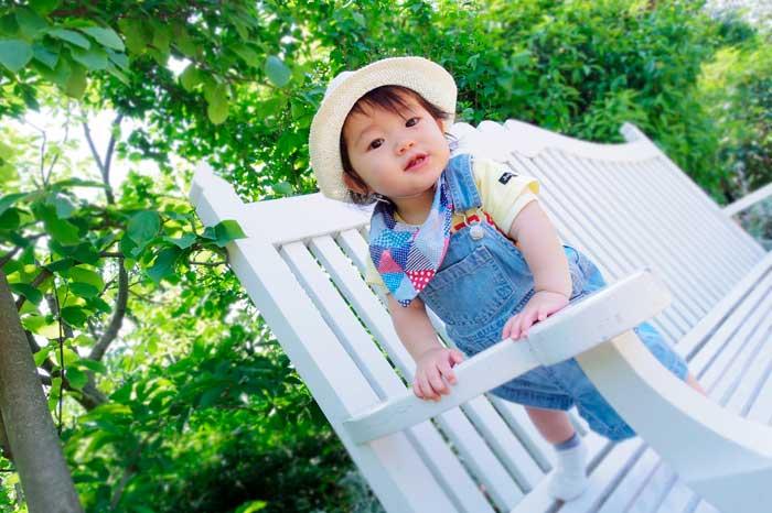 夏の赤ちゃん