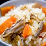 炊き込みご飯の冷凍保存