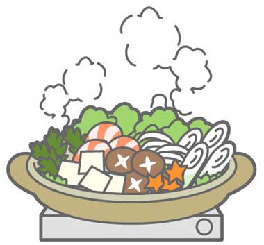 忘年会 鍋料理