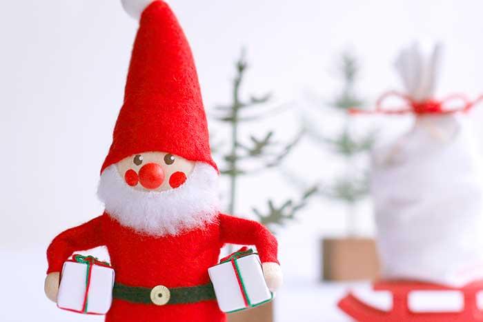 サプライズのクリスマスプレゼント