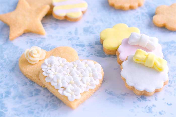 ホワイトデーのクッキー
