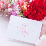 母の日カードは英語メッセージの入った無料テンプレートでおしゃれに手作り!