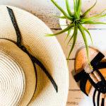 【日焼け防止&暑さ対策重視】女性の夏の帽子の選び方!種類や素材は?