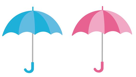 「晴雨兼用」と「雨晴兼用」は違うので注意!